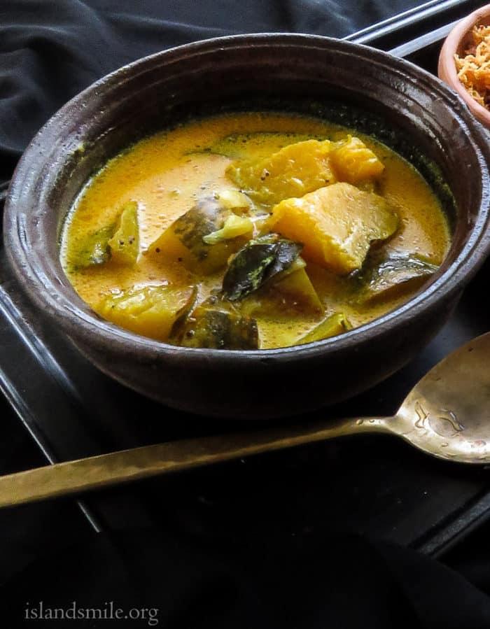Pumpkin curry the Sri lankan way-2-2