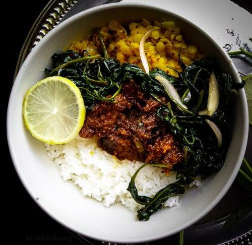 lunch bowl prep , find recipe on www.islandsmile.org