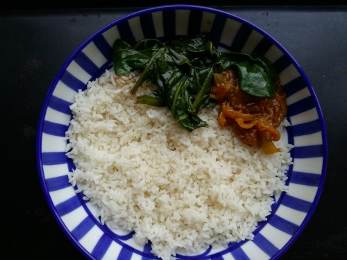 srilankan lunch bow; find recipe on www.islandsmile.org