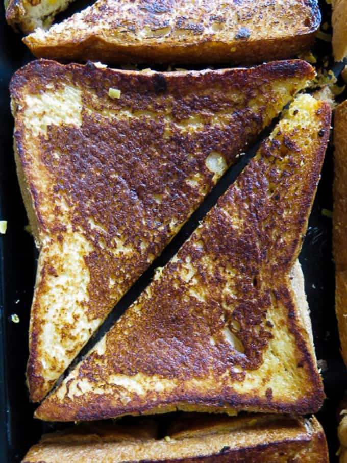 30 minute cheese french toast-islandsmile.org