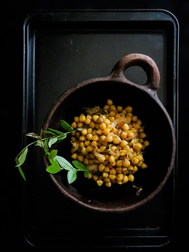 clean eating tempered chick peas-island smile-islandsmile.org