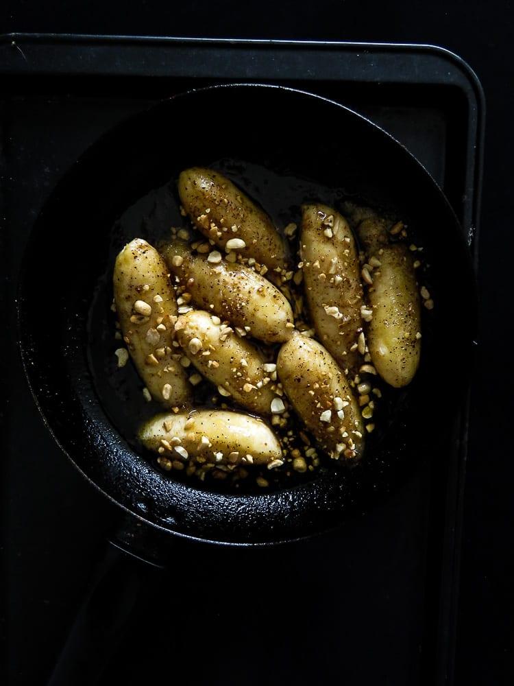 10 minute-Caramalized brown sugar-Cinnamon Banana-islandsmile.org