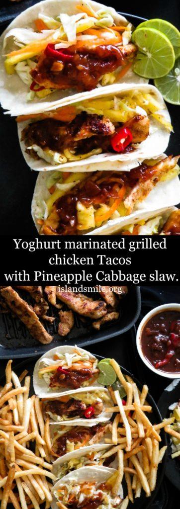 yoghurt marinated grilled chicken tacos-islandsmile.org