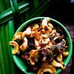 cashew stir-fr(kaju theldala, kaju baduma)-islandsmile.org