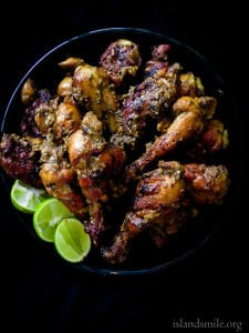 Malaysian spiced drumsticks(deep-fried)-islandsmile.org