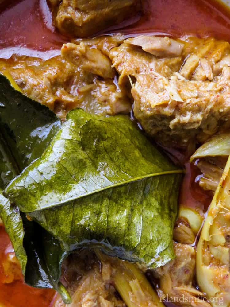 thai inspired-spicy tuna curry in coconut milk-islandsmile.org-